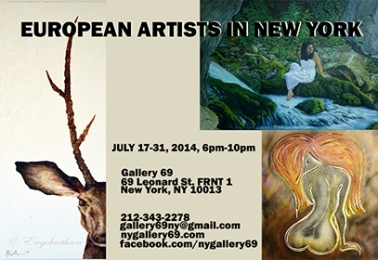 European Artists at New York