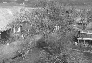Ett litet hus från sekelskiftet