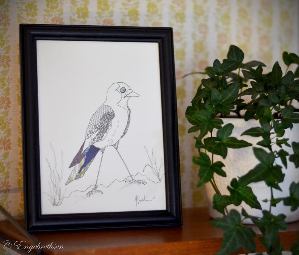 Anna Engebrethsen art ink