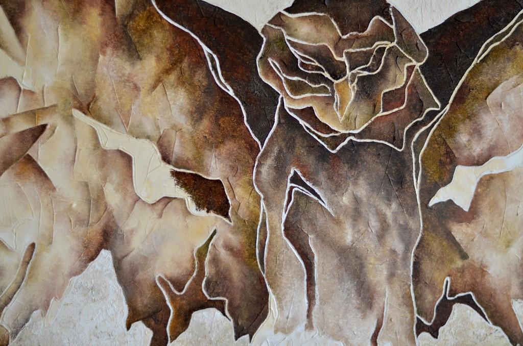 Dubai exhibition International Art Center Gallery 76 Anna Engebrethsen 2014
